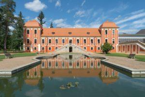 Zámek Ostrov - Palác princů