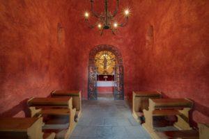Einsiedelnská kaple v Ostrově